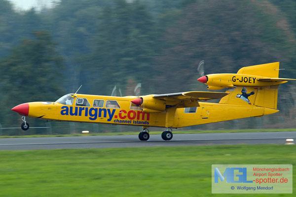 17.10.2010 G-JOEY Aurigny Air Services BN-2A Mk.3 Trislander