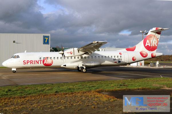 13.12.2020 SP-SPG SprintAir ATR 72-500F cn488