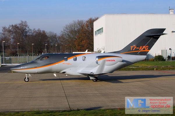 05.12.2019 T7-APG HA-420 HondaJet