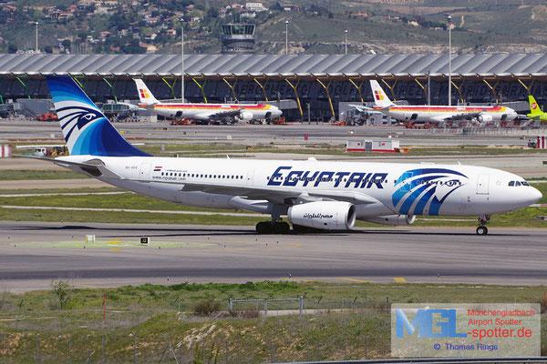 04.04.2015 SU-GCE Egyptair A330-243