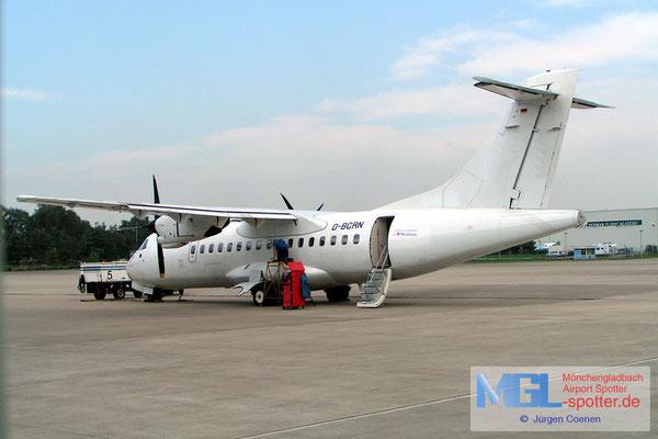 16.08.2006 D-BCRN AVANTIAIR(MERDIANA) ATR42-300