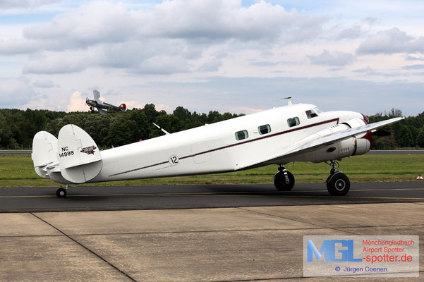 26.07.2020 NC14999 Lockheed 12-A Electra Junior