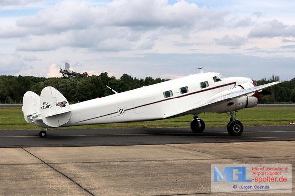 26.07.2020 NC14999 Lockheed 12-A Electra Junior