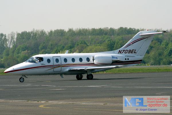 19.04.2007 N709EL Beech 400A Beechjet