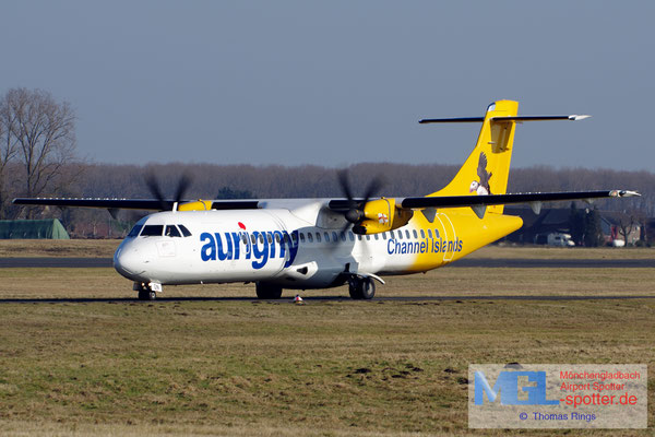 13.02.2017 G-VZON Aurigny Air Services ATR 72-500 cn853
