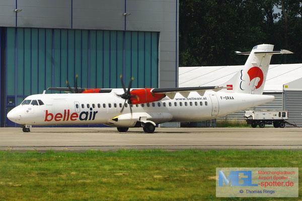 09.07.2012 F-ORAA Belle Air ATR 72-500 cn879