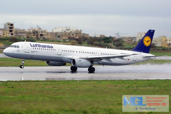 27.12.2013 D-AISF Lufthansa A321-231