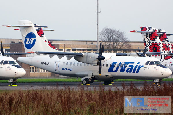 29.11.2014 VP-BLN UTair ATR 42-300 cn278