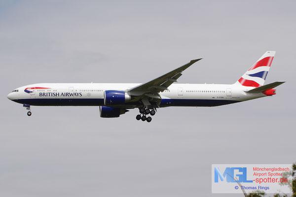 20.06.2014 G-STBK British Airways B777-336ER