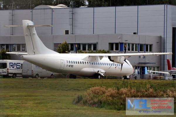 05.09.2019 F-WTBD ATR ATR 72-500 cn748
