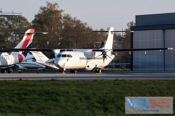 10.04.2020 RP-C7858 Skyjet Airlines ATR 72-500 cn760