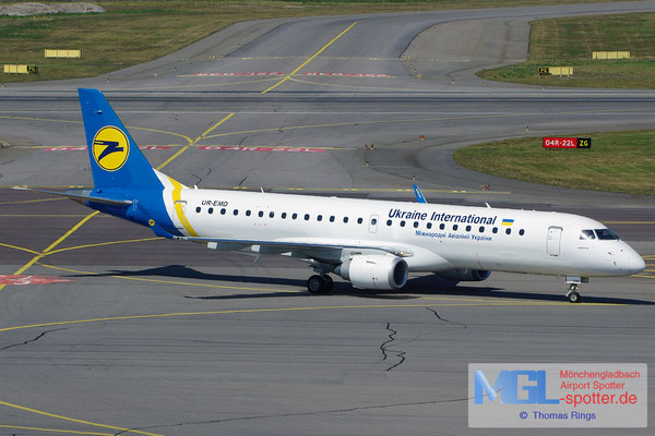 24.07.2014 UR-EMD Ukraine International ERJ-190STD