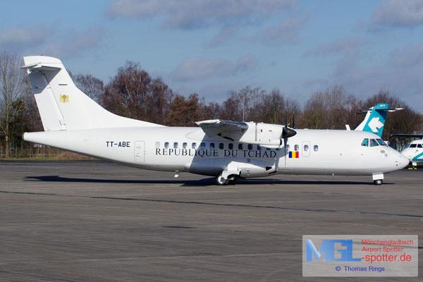 11.02.2014 TT-ABE Republique du Tchad ATR 42-300 cn230
