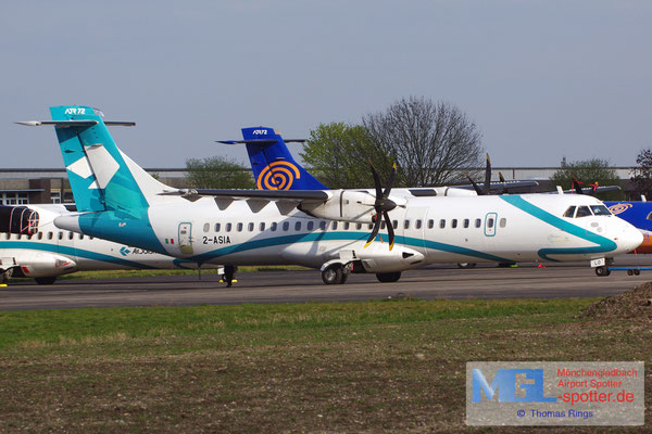 28.03.2014 2-ASIA Air Dolomiti ATR 72-500 cn585