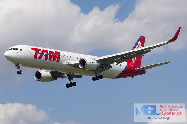 20.06.2014 PT-MSV TAM B767-316ER/W