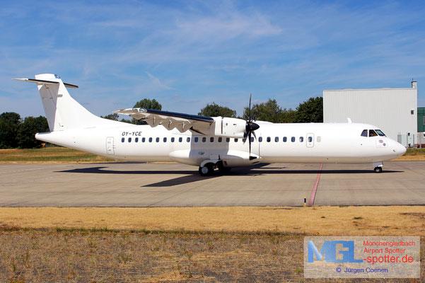30.07.2018 OY-YCE NAC ATR 72-600 cn1471