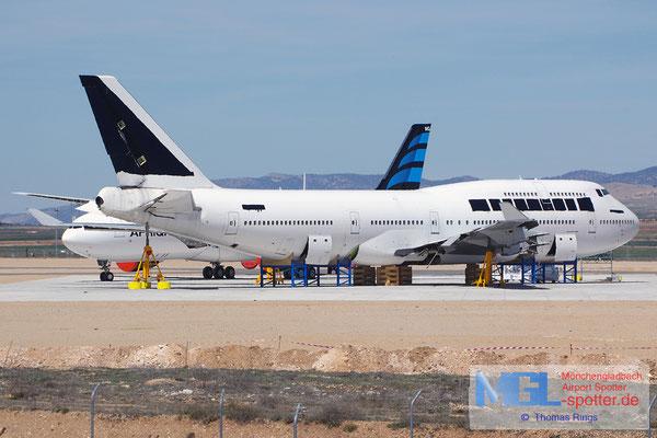 02.04.2015 (F-GEXB) (Air France) B747-4B3