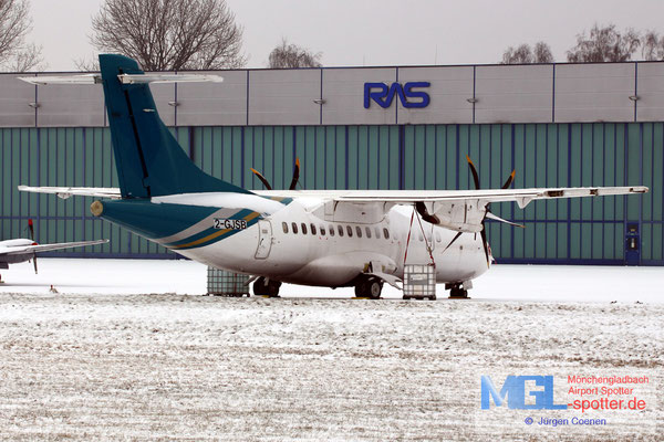 03.03.2018 2-GJSB Flair Aviation / (Oman Air) ATR 42-500 cn576