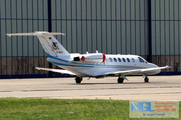 25.07.2021 D-IBCG Cessna CIT525 CJ2