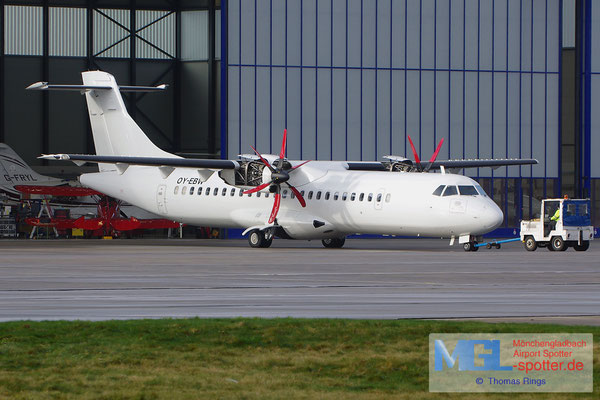 31.01.2015 OY-EBW  NAC / White Airways ATR 72-500 cn743