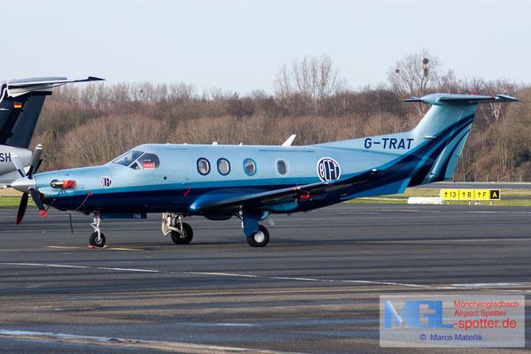 11.01.2020 G-TRAT Pilatus PC12