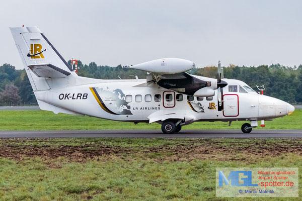 14.10.2020 OK-LRB LR Airlines Let L-410UVP-E Turbolet