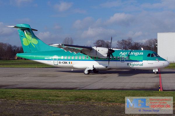 31.01.2015 EI-CBK Stobart Air / Aer Lingus Regional ATR 42-300 cn199