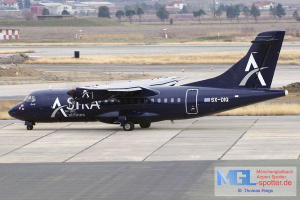 12.02.2017 SX-DIQ Astra Airlines ATR 42-300