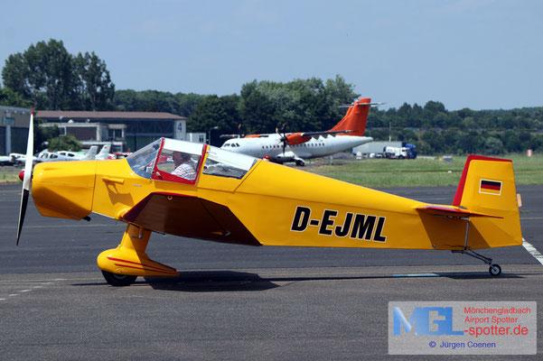 27.06.2021 D-EJML Wassmer-Jodel D-120A Paris-Nice