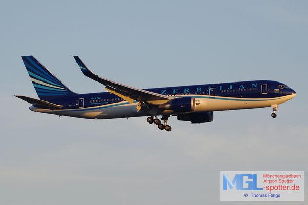 21.06.2014 4K-AZ82 Azerbaijan Airlines B767-32LER/W