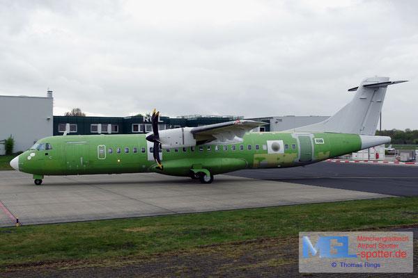 06.04.2017 I-EASD Alenia ATR C-72-500MPA cn768