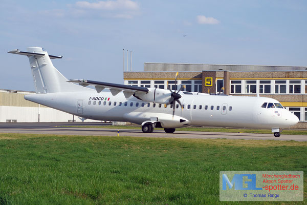 28.03.2014 I-ADCD Air Dolomiti ATR 72-500 cn664