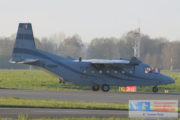 07.04.2015 F-HBMP CAE Aviation CASA C-212DD 300 Aviocar
