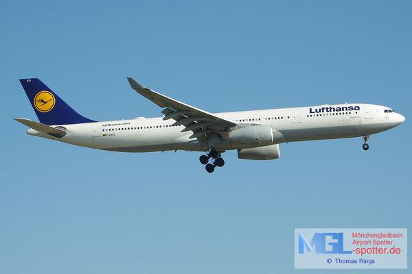 19.05.2013 D-AIKO Lufthansa A330-343