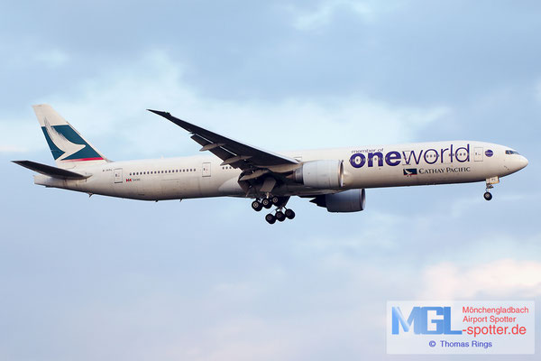 20.06.2014 B-KPL Cathay Pacific / oneworld B777-367ER
