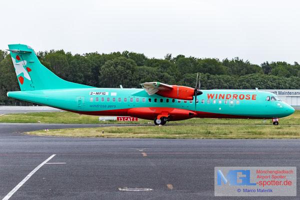 30.06.2020 2-MFIG NAC / Windrose ATR 72-600 cn1262
