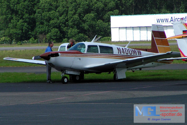 05.06-2006 N400MW MOONEY M20