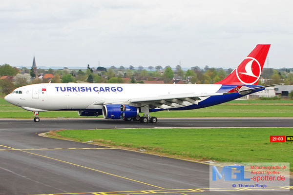 27.04.2013 TC-MCZ MNG Cargo / Turkish Airlines Cargo A330-243F