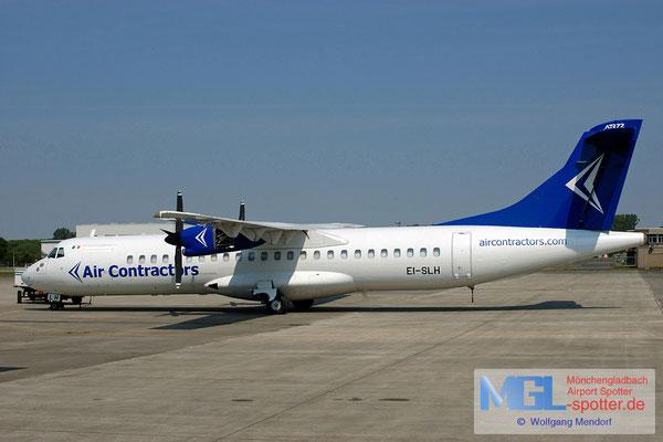 29.04.2007 EI-SLH Air Contractors ATR 72-202F cn157