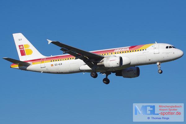 30.10.2013 EC-ILR Iberia A320-214