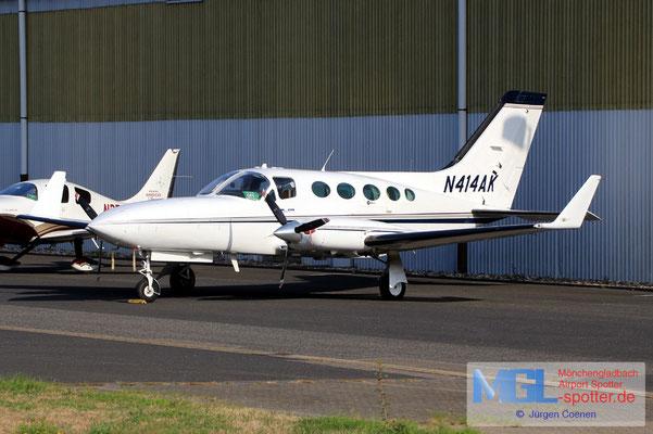 29.09.2018 N414AK Cessna 414A Chancellor