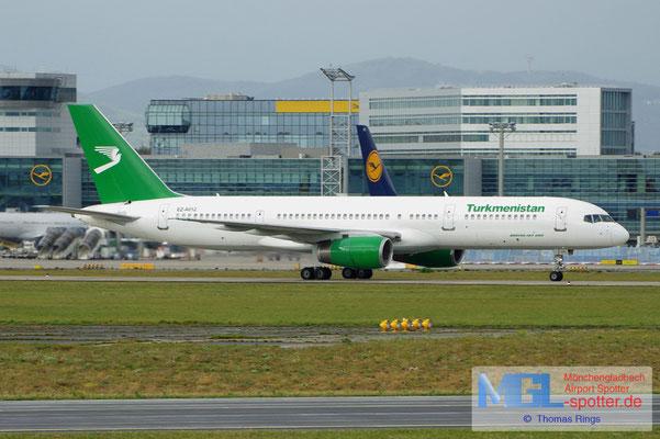 08.10.2011 EZ-A012 Turkmenistan Airlines B757-22K
