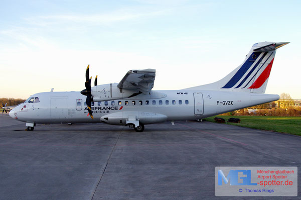 25.03.2012 F-GVZC Airlinair / Air France ATR 42-500 cn516