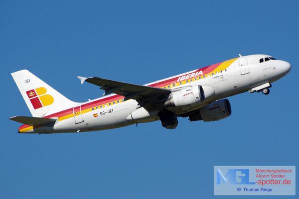 04.04.2015 EC-JEI Iberia A319-111