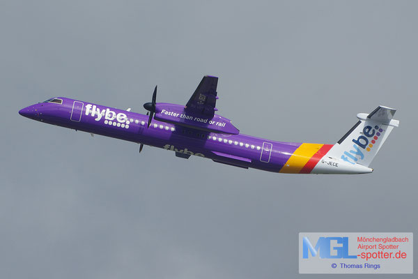 16.08.2014 G-JECE Flybe DHC-8-402Q