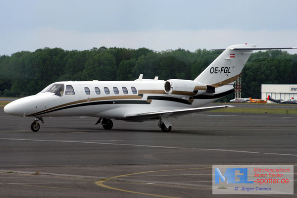 11.05.2007 OE-FGL Cessna 525A CitationJet CJ2