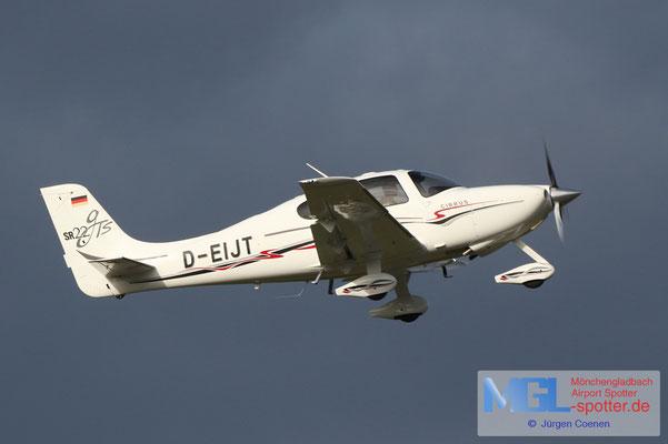 27.09.2020 D-EIJTCirrus SR22 GTS