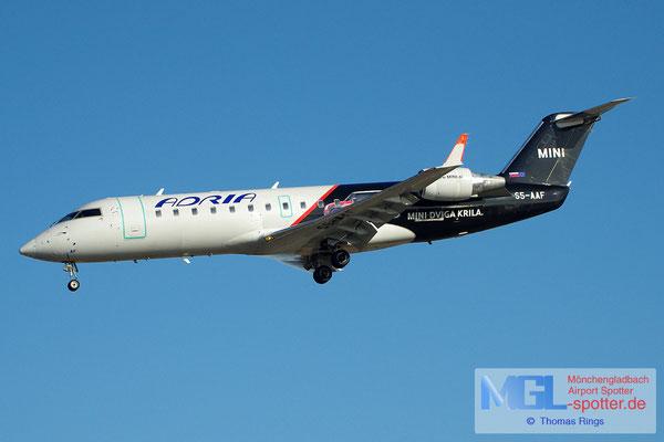20.04.2013 S5-AAF Adria / Mini CRJ-200LR