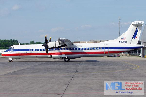 31.05.2013 N429AT (American Eagle) ATR 72-212 cn429