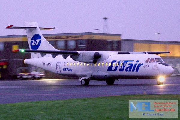 23.12.2014 VP-BCA UTair Russia ATR 42-300 cn051